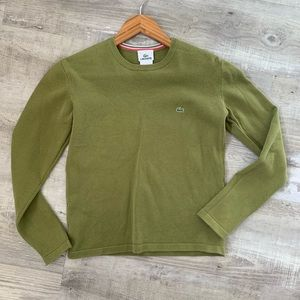 Vintage Lacoste Pullover Sweater